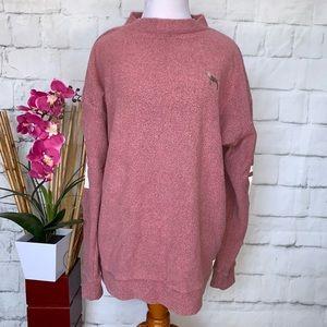 Victoria's Secret Pink Womens Crewneck Sweatshirt